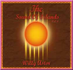 Willy Astors neues Instrumental-Album, Sound Of Islands No. 4