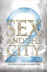 SEX AND THE CITY 2 - Bild 000 - Online-Galerie - Einblendung des Covers am Beginn der Bildstrecke