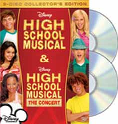 High School Musical Boxset