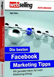Inga Palme, Die besten Facebook Marketing-Tipps